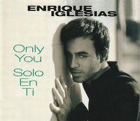 Cover Enrique Iglesias - Sólo en tí