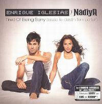 Cover Enrique Iglesias feat. Nâdiya - Tired Of Being Sorry (Laisse le destin l'emporter)
