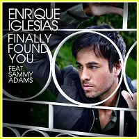 Cover Enrique Iglesias feat. Sammy Adams - Finally Found You