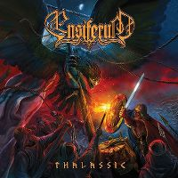 Cover Ensiferum - Thalassic