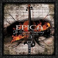 Cover Epica - The Classical Conspiracy - Live In Miskolc, Hungary