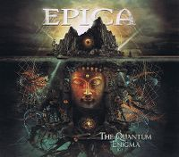 Cover Epica - The Quantum Enigma