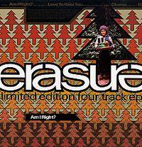 Cover Erasure - Am I Right?