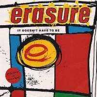 Cover Erasure - It Doesn't Have To Be