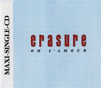 Cover Erasure - Oh l'amour
