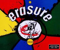 Cover Erasure - The Circus