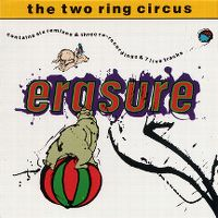 Cover Erasure - The Two Ring Circus