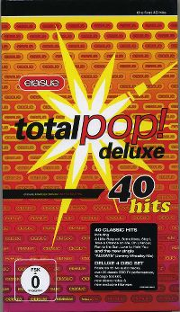 Cover Erasure - Total Pop! - The First 40 Hits