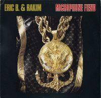Cover Eric B. & Rakim - Microphone Fiend