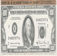 Cover Eric B. & Rakim - Paid In Full