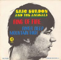Cover Eric Burdon And The Animals - Ring Of Fire