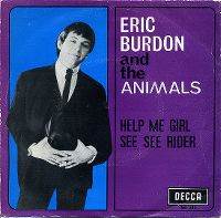 Cover Eric Burdon & The Animals - Help Me Girl