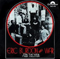 Cover Eric Burdon & War - Spill The Wine
