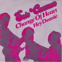 Cover Eric Carmen - Change Of Heart