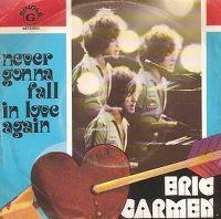 Cover Eric Carmen - Never Gonna Fall In Love Again