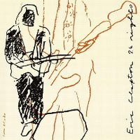 Cover Eric Clapton - 24 Nights