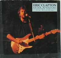 Cover Eric Clapton - After Midnight