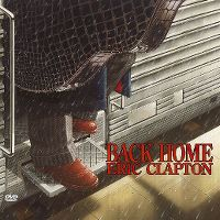 Cover Eric Clapton - Back Home