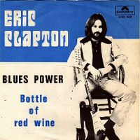 Cover Eric Clapton - Blues Power