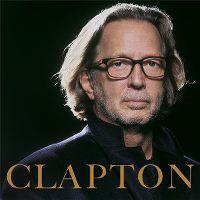 Cover Eric Clapton - Clapton