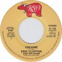 Cover Eric Clapton - Cocaine