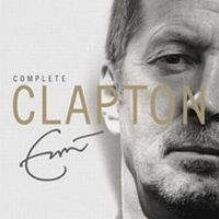 Cover Eric Clapton - Complete Clapton