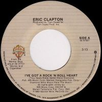 Cover Eric Clapton - I've Got A Rock'n'Roll Heart