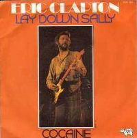 Cover Eric Clapton - Lay Down Sally