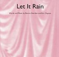 Cover Eric Clapton - Let It Rain