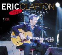 Cover Eric Clapton - Live At Budokan