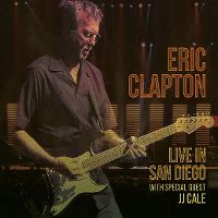 Cover Eric Clapton - Live In San Diego