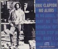 Cover Eric Clapton - No Alibis