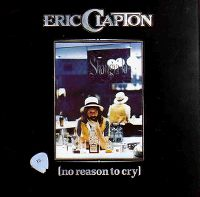 Cover Eric Clapton - No Reason To Cry