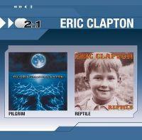 Cover Eric Clapton - Pilgrim + Reptile