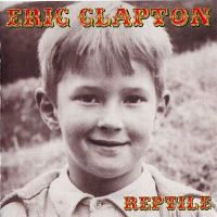 Cover Eric Clapton - Reptile