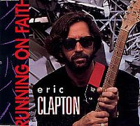Cover Eric Clapton - Running On Faith