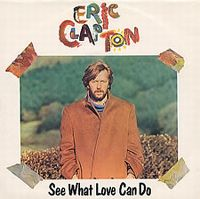 Cover Eric Clapton - See What Love Can Do
