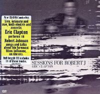 Cover Eric Clapton - Sessions For Robert J.