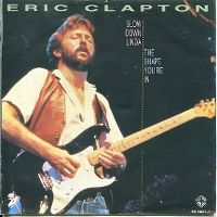 Cover Eric Clapton - Slow Down Linda