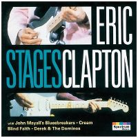 Cover Eric Clapton - Stages