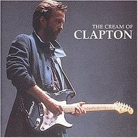 Cover Eric Clapton - The Cream Of Clapton