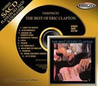 Cover Eric Clapton - Time Pieces - The Best Of Eric Clapton