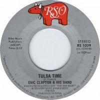 Cover Eric Clapton - Tulsa Time (Live)