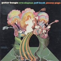 Cover Eric Clapton / Jeff Beck / Jimmy Page - Guitar Boogie