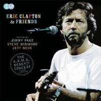 Cover Eric Clapton & Friends feat. Jimmy Page / Steve Winwood / Jeff Beck - The A.R.M.S. Benefit Concert