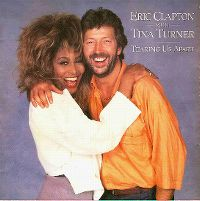 Cover Eric Clapton with Tina Turner - Tearing Us Apart