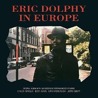 Cover Eric Dolphy - In Europe