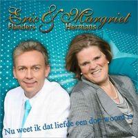 Cover Eric Flanders & Margriet Hermans - Nu weet ik dat liefde een doe-woord is