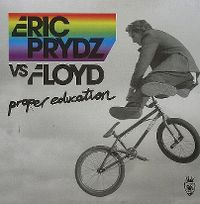 Cover Eric Prydz vs. Floyd - Proper Education