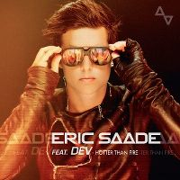 Cover Eric Saade feat. Dev - Hotter Than Fire